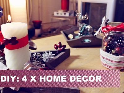 DIY: Winter.Kerst Home Decor