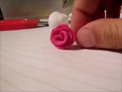 Tutorial Roosje Polymer Clay