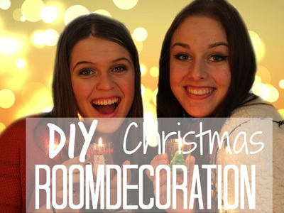 DIY Christmas Roomdecoration!   JUMELA