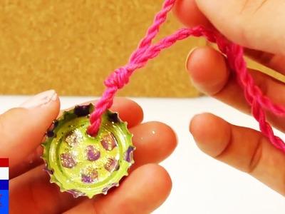 DIY zelf ketting met hangertje maken | videohandleiding