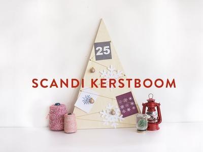 DIY Scandi kerstboom   Westwing stijltips