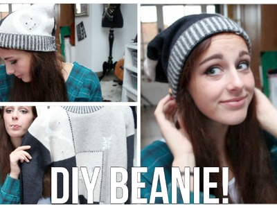 DIY - Beanie! | JustJulesx