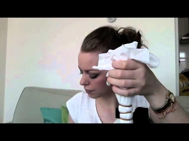 DIY: Maak je eigen tube sjaal!
