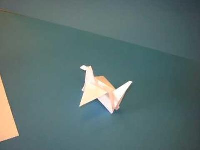 JuniorTechnovium Papieren vogel