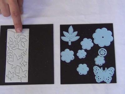 Scrapbook - Release Foam en snij mallen