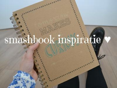 SMASHBOOK INSPIRATIE #1 ♥   skyfairies