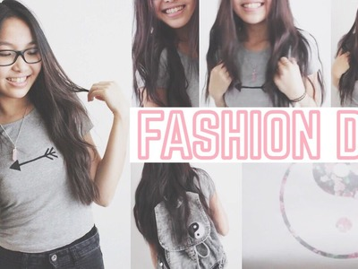 DIY FASHION ITEMS | #CinVi