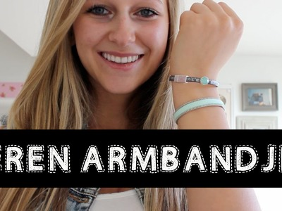 DIY Leren Armbandjes ♥ MADEBY Noelle