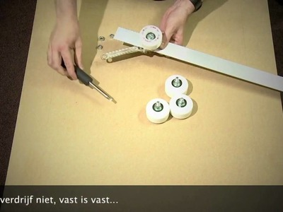 DIY Track Dolly.Doe het zelf Track Dolly