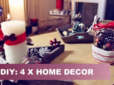 DIY: Winter.Kerst Home Decor