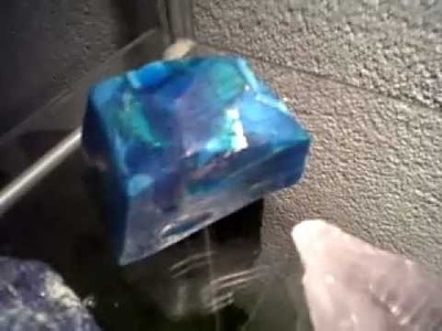 Gemstone Soap Rock