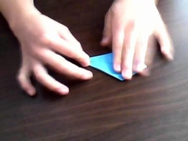 Hoe maak je een origami zwaan