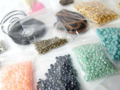 Unboxing: Beads & Basics