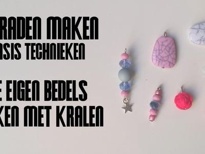 Zelf Bedels Maken met Kralen - Sieraden Maken Basistechnieke