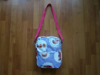 Cupcake tas - Maak je eigen tas - een 2 minuten tutorial DIY