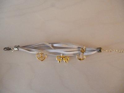 DIY Charm Bracelet 2