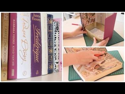 DIY Geheim Boeken Bakje | Lifestyle Spot