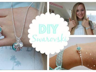 DIY Swarovski sieraden ♥ MADEBYNoelle