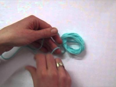 DIY.Tutorial kwastje maken