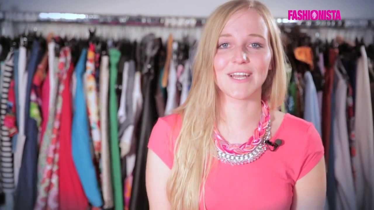Fashionista DIY - Statement Necklace