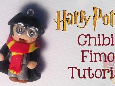 FIMO VRIJDAG Harry Potter Chibi Fimo Tutorial D.I.Y. #16