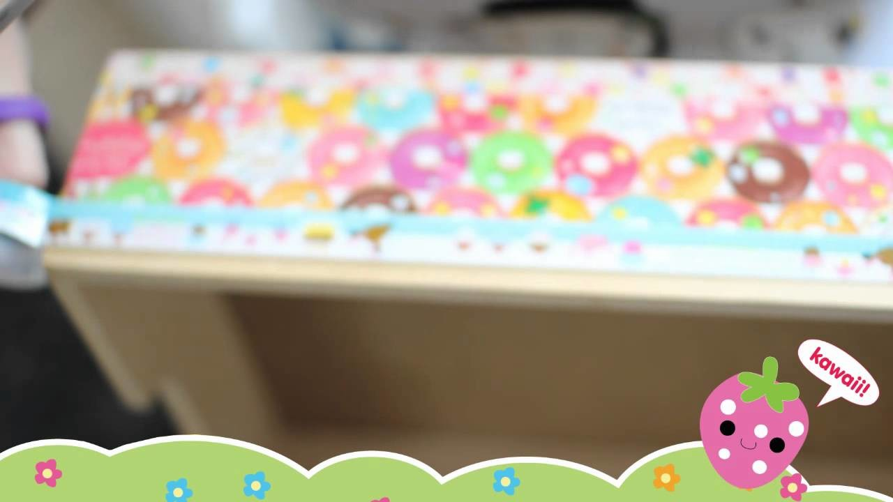 MostCutest.nl D.I.Y. met kawaii decotape - kawaii bewaarbox DIY