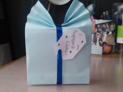 Paper Gift Bag | DIY