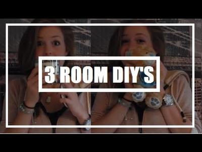 Tutorial Tuesday ~ 3 ROOM DIY'S {Annemieke}