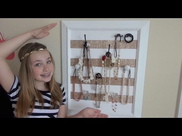 DIY Haarbandjes Organizer
