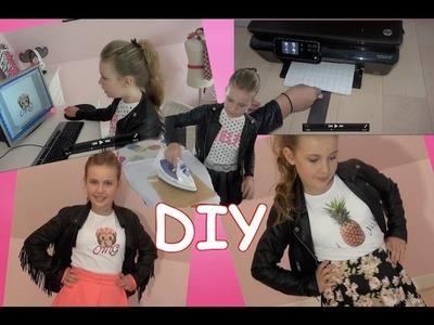 DIY T Shirts drukken