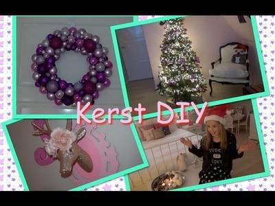 Kerst DIY Room Decoratie