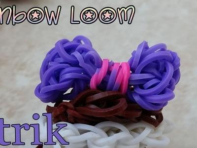 Regenboog Loom Nederlands Hoe maak je een Strik? Mini Bow