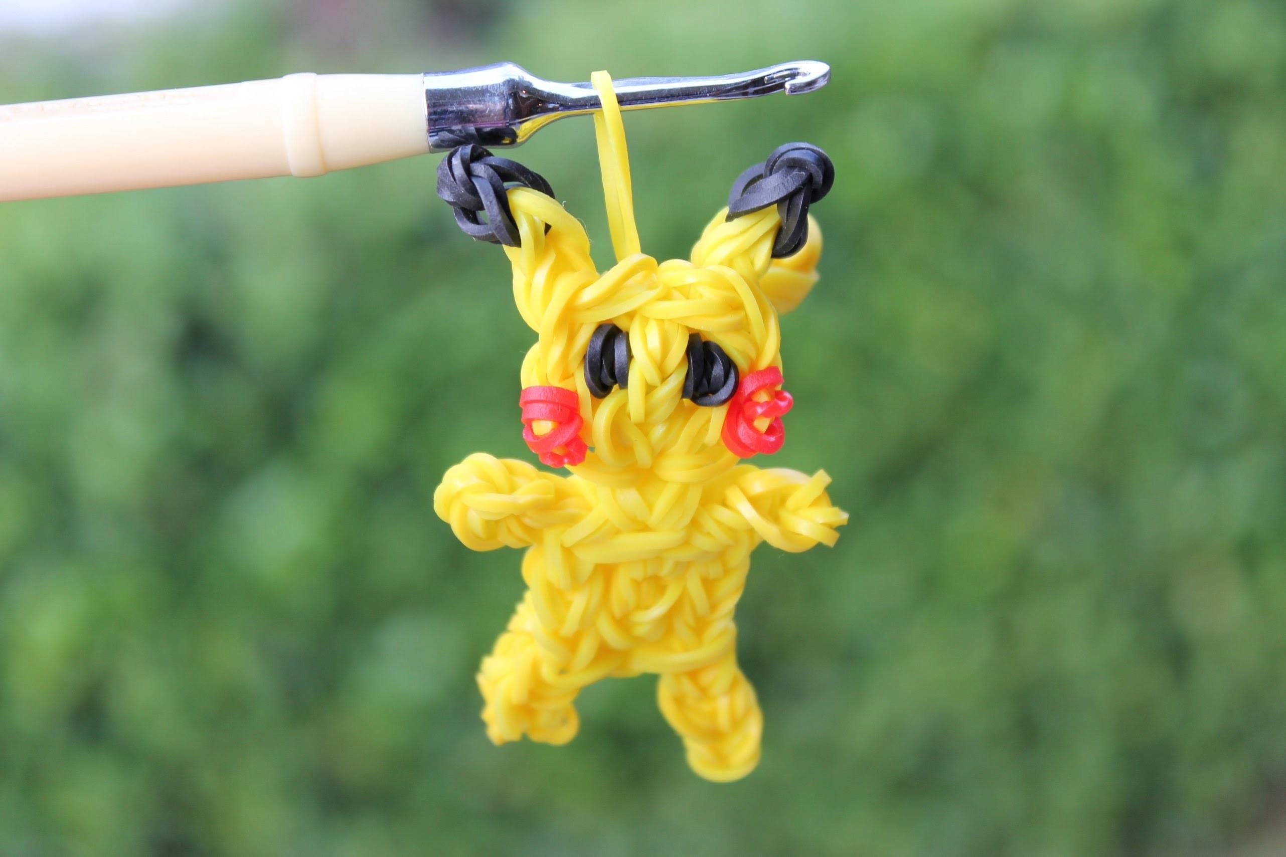 Rainbow Loom Nederlands, Pikachu
