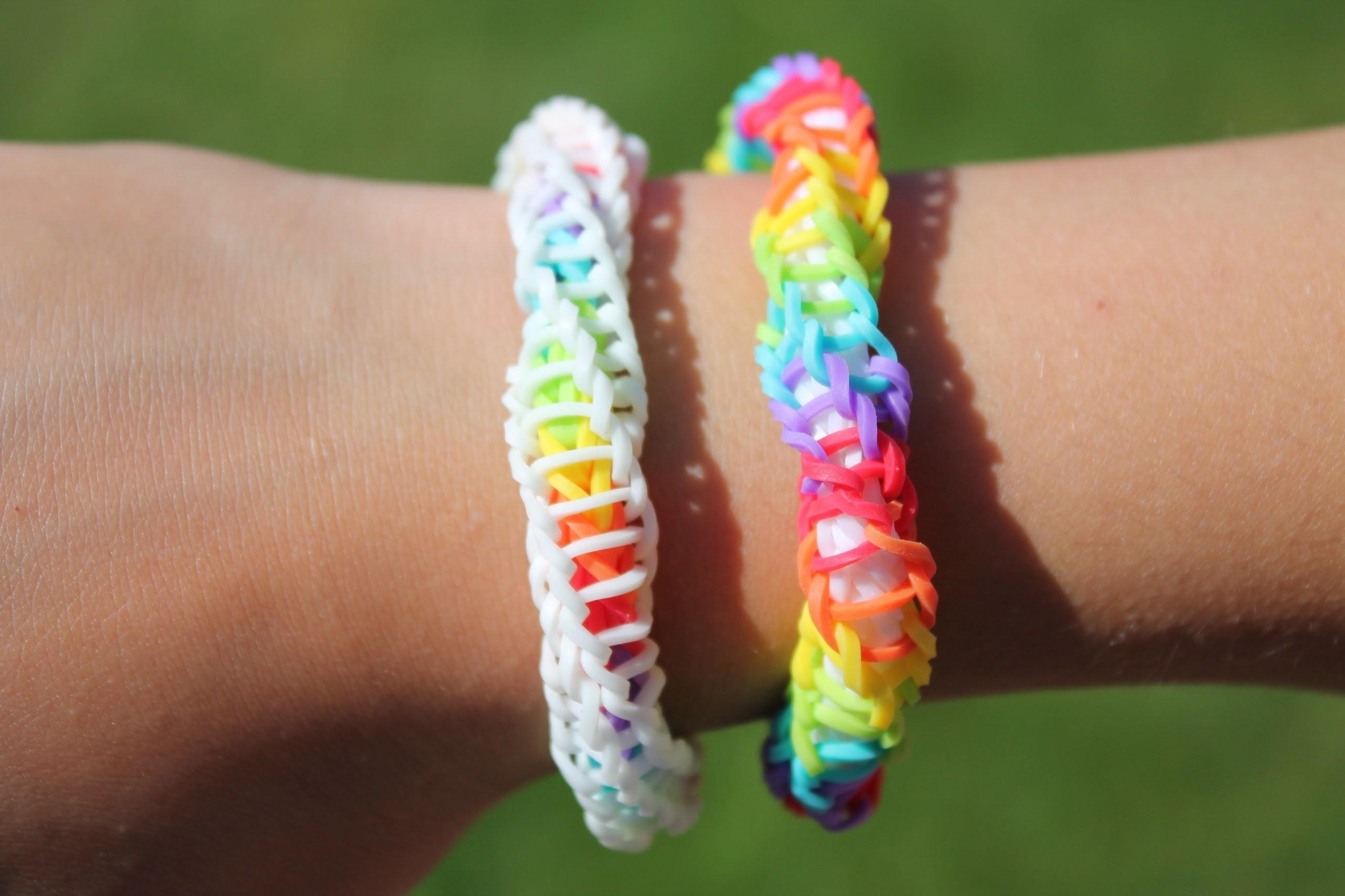 Rainbow Loom Nederlands, Spirilla armband