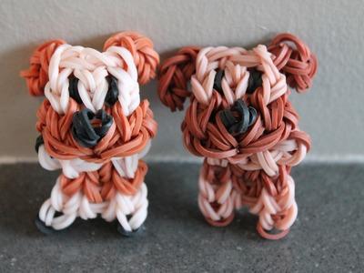Rainbow Loom Nederlands, staand hondje