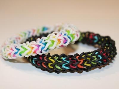 Rainbow Loom Nederlands, Quadzilla armband