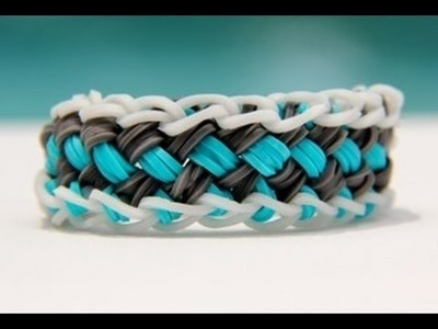 Rainbow Loom Nederlands Chinese Finger Trap