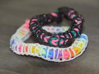 Rainbow Loom | Spirilla Armband, Bracelet | Nederlands