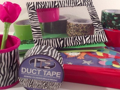 DIY: Duct Tape ideetjes