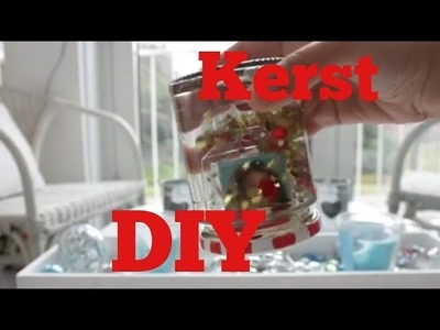 "DIY Decoratie: ""Kerstschudpotje"" - DIYNederland"