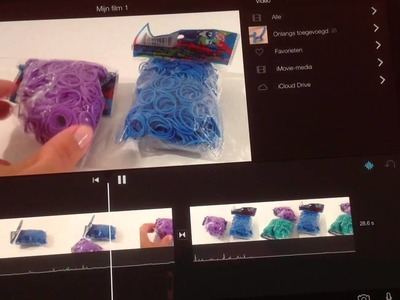 DIY: hoe kun je YouTube video's maken met de App Imovie