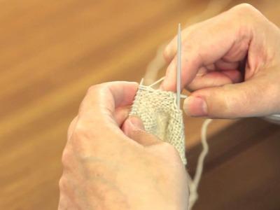Cursus sokken breien les 4 johannes deel 4
