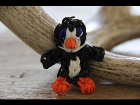 Rainbow Loom Nederlands Pinguïn