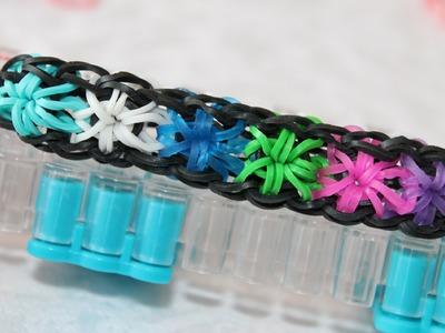 Rainbow Loom Nederlands Starburst armband