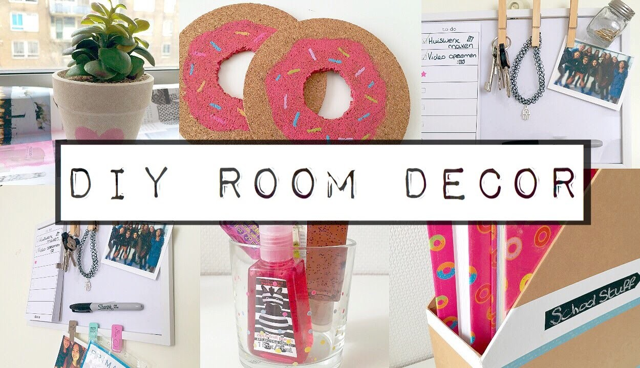 Diy room decor cinvi for Diy room decor