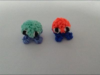 Rainbow loom Nederlands, 3D loom vriendje