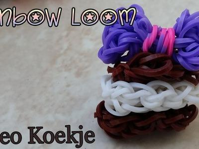 Rainbow Loom Oreo Koekje Nederlands Zonder Loom, Op 2 Vorken