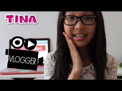 Doe-het-zelf-maskers door Tina's vlogger Cindy