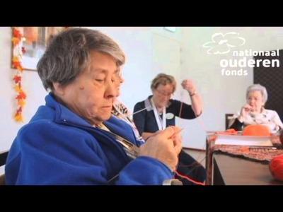 Het Naaldcafé Transwijk Samen Breien Nationaal Ouderenfonds