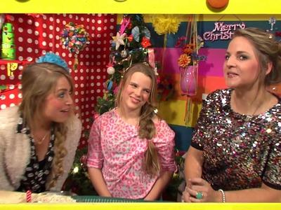 KnutselTV - promo kerstballen knutselen